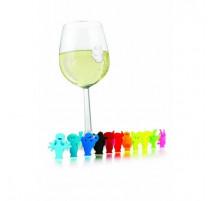 Marque-verres, Vacu vin