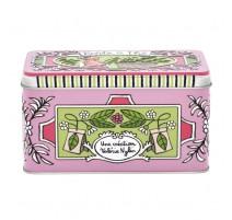 Boîte à sachet de thé Vive les thés, Derrière la porte