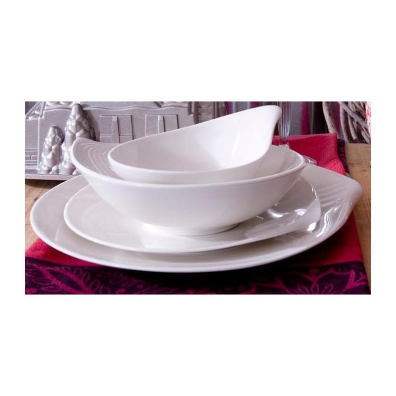 Acheter assiettes plates villeroy et boch flow - Vaisselle villeroy et boch ...