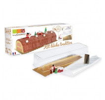 Kit bûche tradition, Scrapcooking