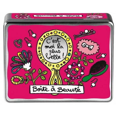 Boîte à beauté c'est moi la plus belle, Derrière la porte