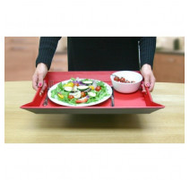 Plateau set de table 55 cm x 41 cm, FREE FORM