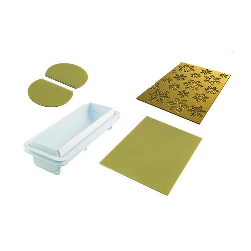 acheter moule frozen b che pour b che de no l glac e. Black Bedroom Furniture Sets. Home Design Ideas