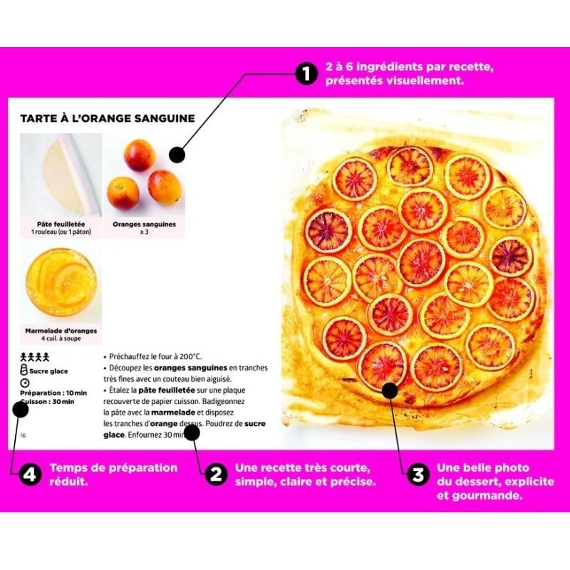 Achat vente livre simplissime dessert hachette cuisine for Livre de cuisine hachette