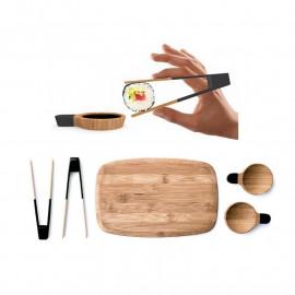 Service à sushi Bambou, Pebbly