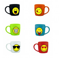 Mug 35cl smiley world, Zak Designs