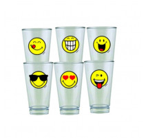 Verre 30cl smiley world, Zak Designs