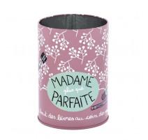 Pot à crayon de maquillage Madame, Derrière la porte