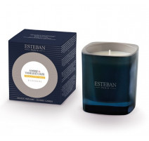 Bougie parfumée Elessens collection Ambre/Vanille étoilée, Esteban