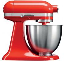 Mini Robot Pâtissier Multifonction Rouge, KitchenAid