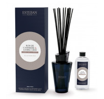 Bouquet parfumé Elessens collection Bois de Cashmere/Ambre gris, Esteban