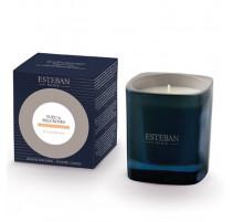 Bougie parfumée Elessens collection Yuzu/Sels Roses, Esteban