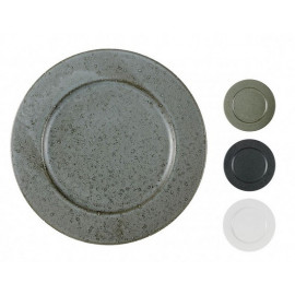 Assiette plate Stoneware, FH of Scandinavia