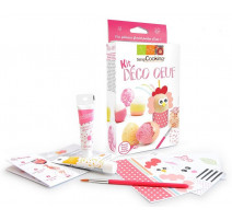 Kit déco Oeuf, ScrapCooking