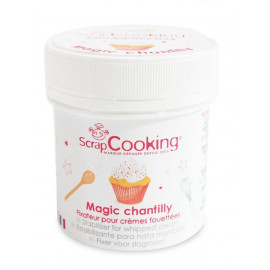 Pot de Magic Chantilly, Scrapcooking