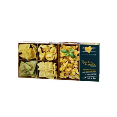 Set pour ravioli et tortellini, Eppicostipai