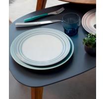 Service vaisselle Tempo bleu, Guy Degrenne