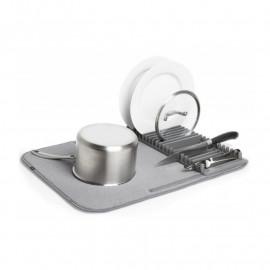 Tapis Égouttoir à vaisselle Udry Mini, Umbra