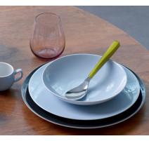 Service vaisselle Modulo anthracite, Guy Degrenne