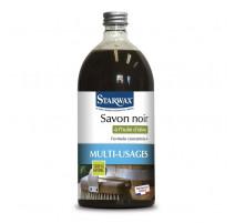 Savon noir à l'huile d'olive 100% naturel, Starwax