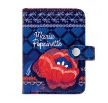 Porte-cartes Marie Poppinette, Derrière la porte