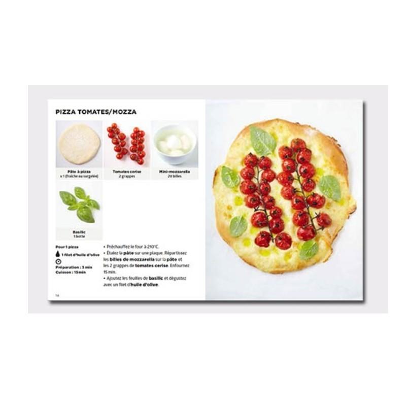Achat vente livre simplissime les pizzas hachette cuisine for Simplissime livre cuisine