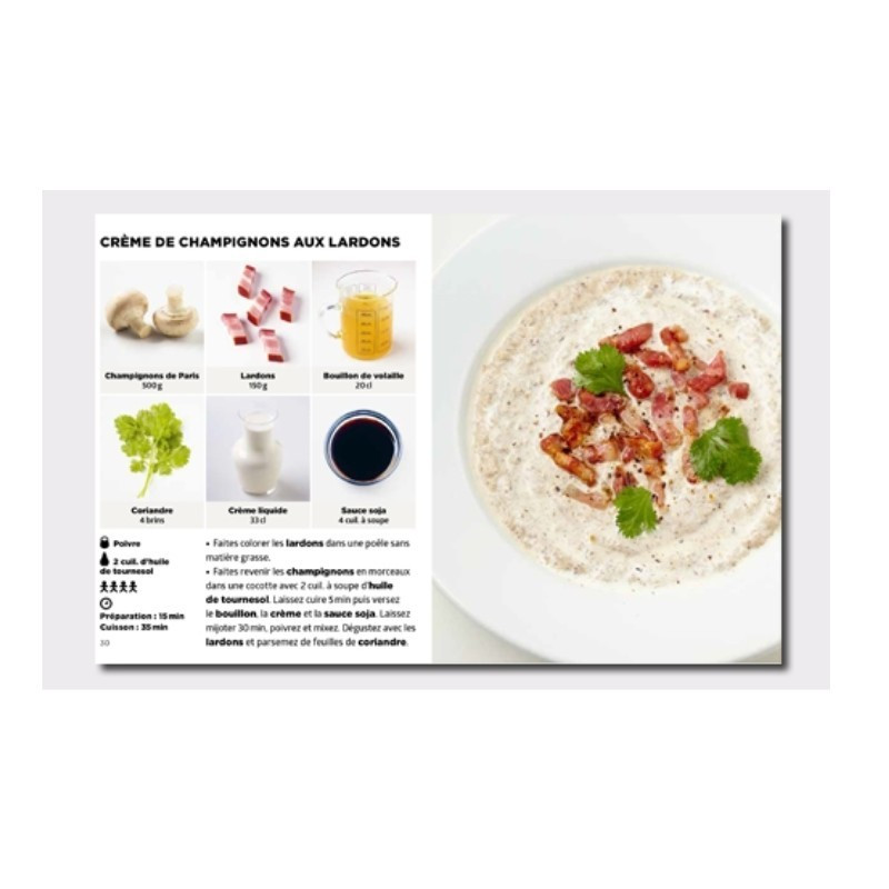 Acheter livre simplissime soupes et bouillons repas for Simplissime livre cuisine