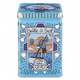 Boîte à sel que j'aime, Derrière la porte