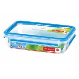 Boîte alimentaire rectangulaire 1,2 l Clip & Close
