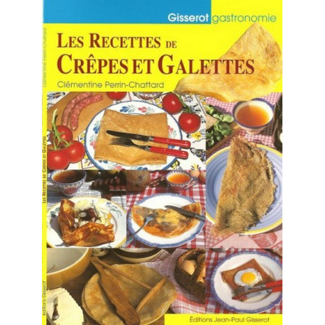 Livre de recettes crêpes et galettes, Krampouz