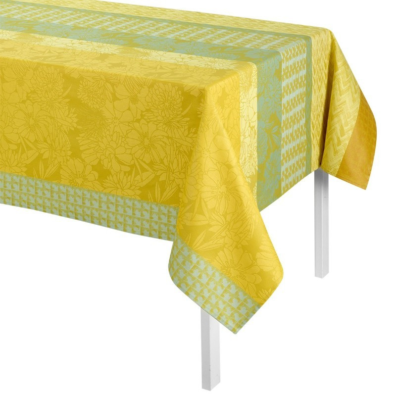 achat vente nappe enduite brooklyn sun le jacquard fran ais. Black Bedroom Furniture Sets. Home Design Ideas