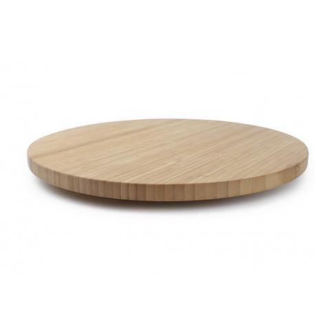 achat vente plateau tournant accessoire bambou accessoire salt et pepper. Black Bedroom Furniture Sets. Home Design Ideas