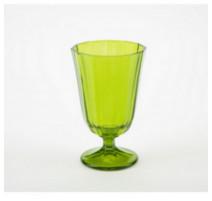 Verre coloré vert Ana 25cl, Arcucci
