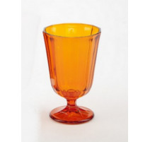 Verre coloré orange Ana 25cl, Arcucci
