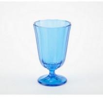 Verre coloré bleu Ana 25cl, Arcucci
