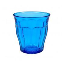 Coffret 6 Gobelets Picardie bleu 25 cl, Duralex