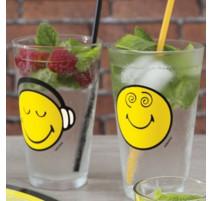 Set de 4 verres Emoti, Zak Designs