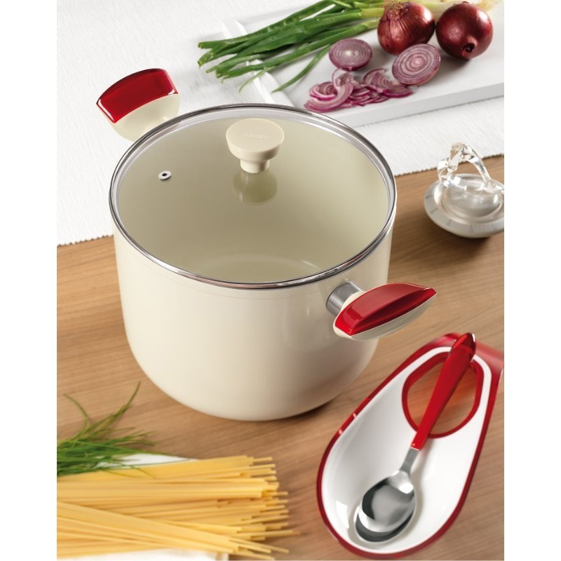 Achat vente repose cuill re latina guzzini for Repose cuillere cuisine