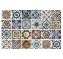 Tapis Portugal, Mosaiko