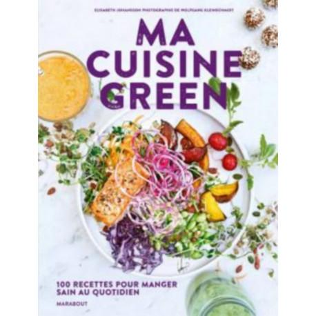 Ma cuisine green, Marabout Hachette