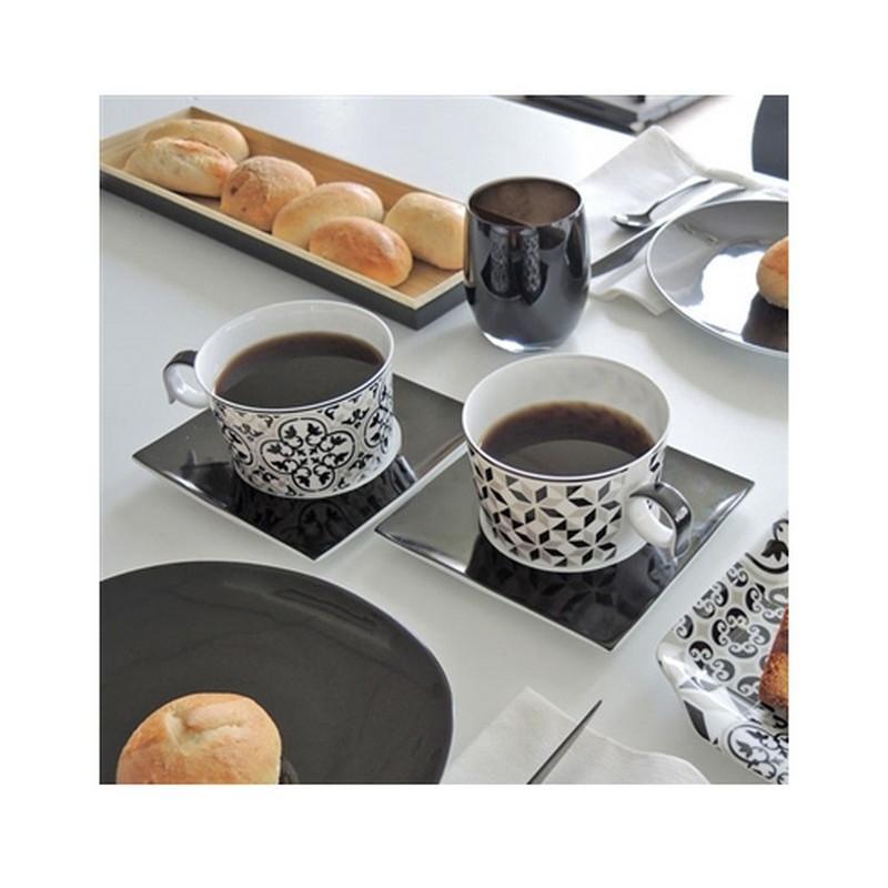achat vente tasse d jeuner tasse porcelaine vaisselle porcelaine vaisselle evrard. Black Bedroom Furniture Sets. Home Design Ideas