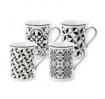 Coffret 4 mugs Timéo, Bruno Evrard