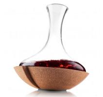 Carafe à vin Swirling, Vacu Vin