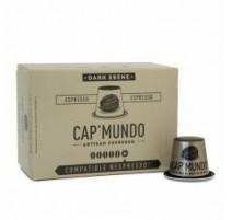 Capsules de café Dark Ebene, Cap'Mundo