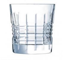 """Coffret 6 gobelets """" Rendez-vous """", Cristal d'Arques"""