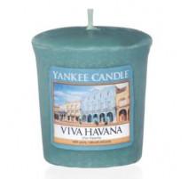 Bougie Votive Viva Havana, Yankee Candle