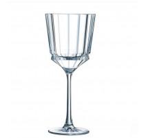 Coffret 6 verres à vin Macassar, Cristal d'Arques