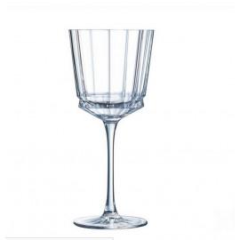 Coffret 6 verres à eau Macassar, Cristal d'Arques