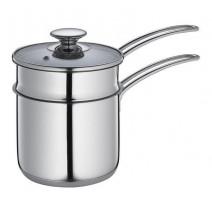 Casserole Bain-marie 1,5L, Küchenprofi