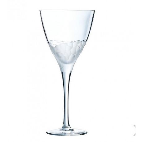 Coffret 6 verres à eau intuition, Cristal d'Arques